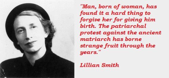 Lillian Smith's quote #2