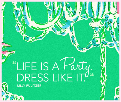 Lilly Pulitzer's quote #3