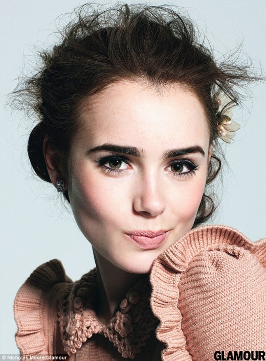 Lily Collins's quote #2