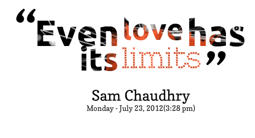Limit quote #2