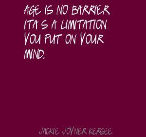 Limitation quote #2