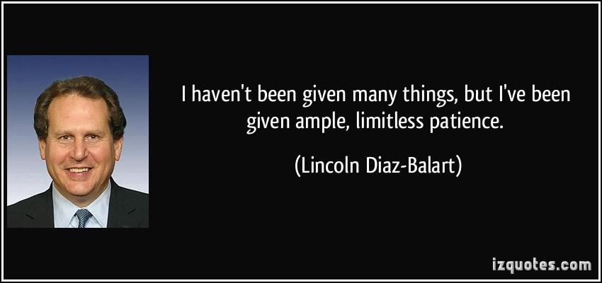 Lincoln Diaz-Balart's quote #1