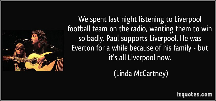 Linda McCartney's quote #3