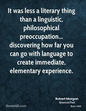 Linguistic quote #3