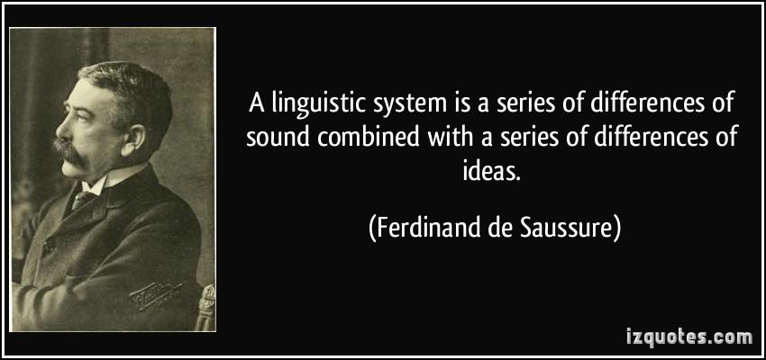 Linguistics quote #2