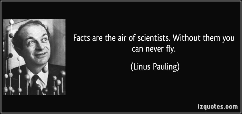 Linus Pauling's quote #4