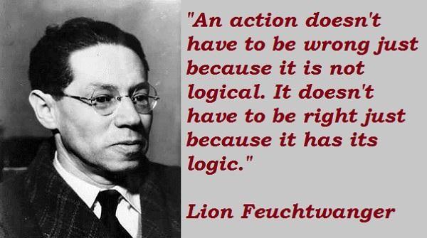 Lion Feuchtwanger's quote #3