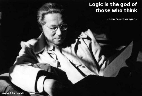 Lion Feuchtwanger's quote #2