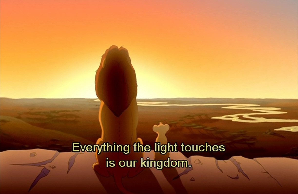 Lion quote #5