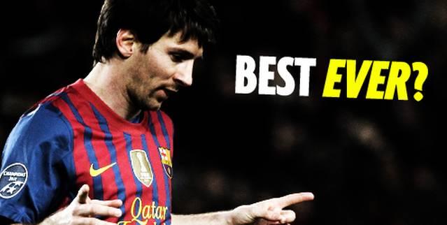 Lionel Messi's quote #4
