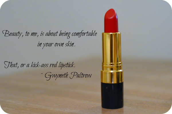 Lipstick quote #7
