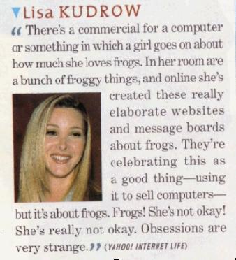 Lisa Kudrow's quote #6