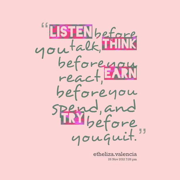 Listen quote #3
