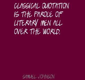 Literary Men quote