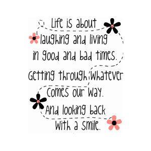 Live Life Quote #2