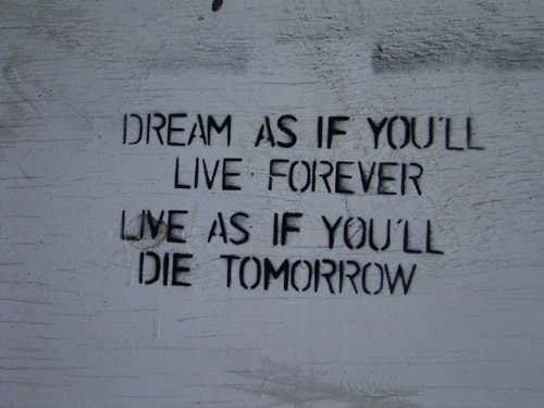 Living Life quote #1