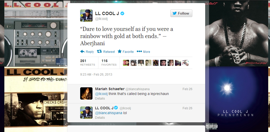 LL Cool J's quote #6