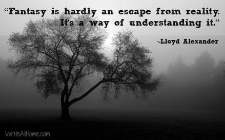 Lloyd Alexander's quote #1