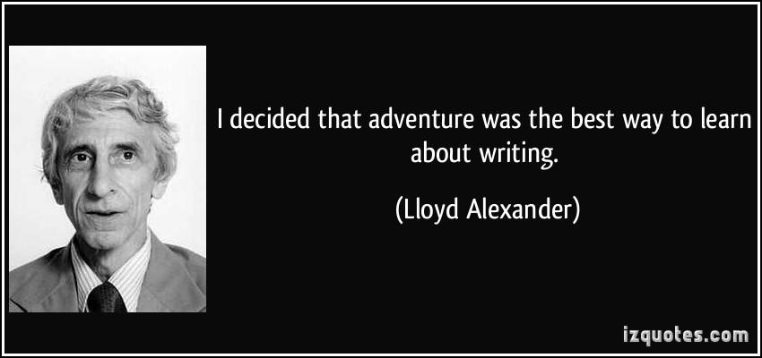 Lloyd Alexander's quote #4