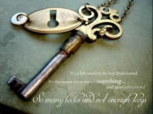 Locks quote #1