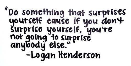Logan Henderson's quote #2