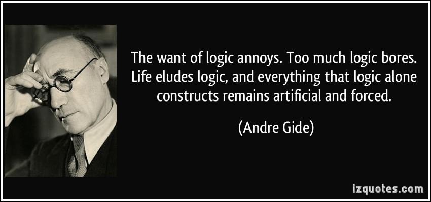 Logic quote #8
