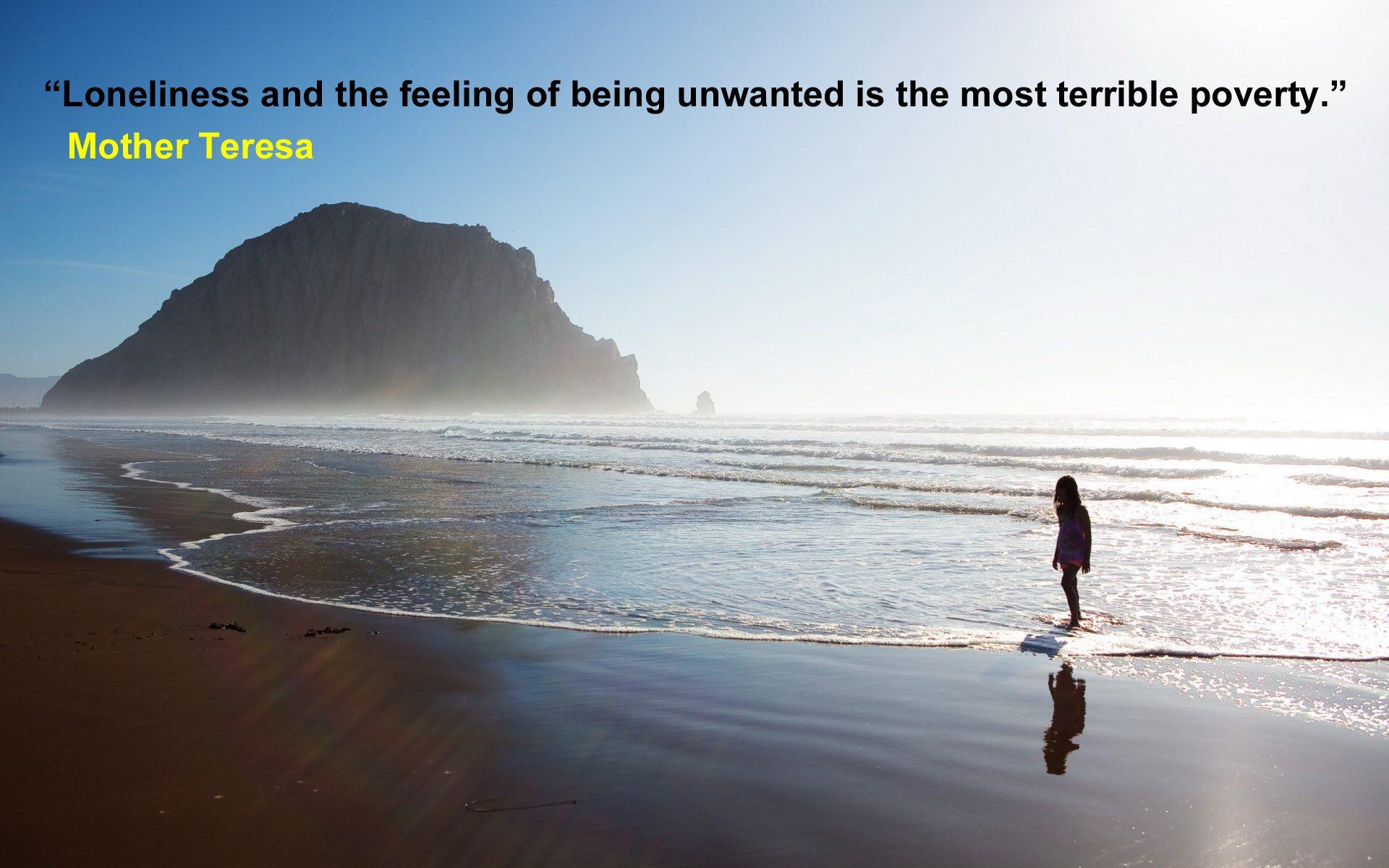 Loneliness quote #5