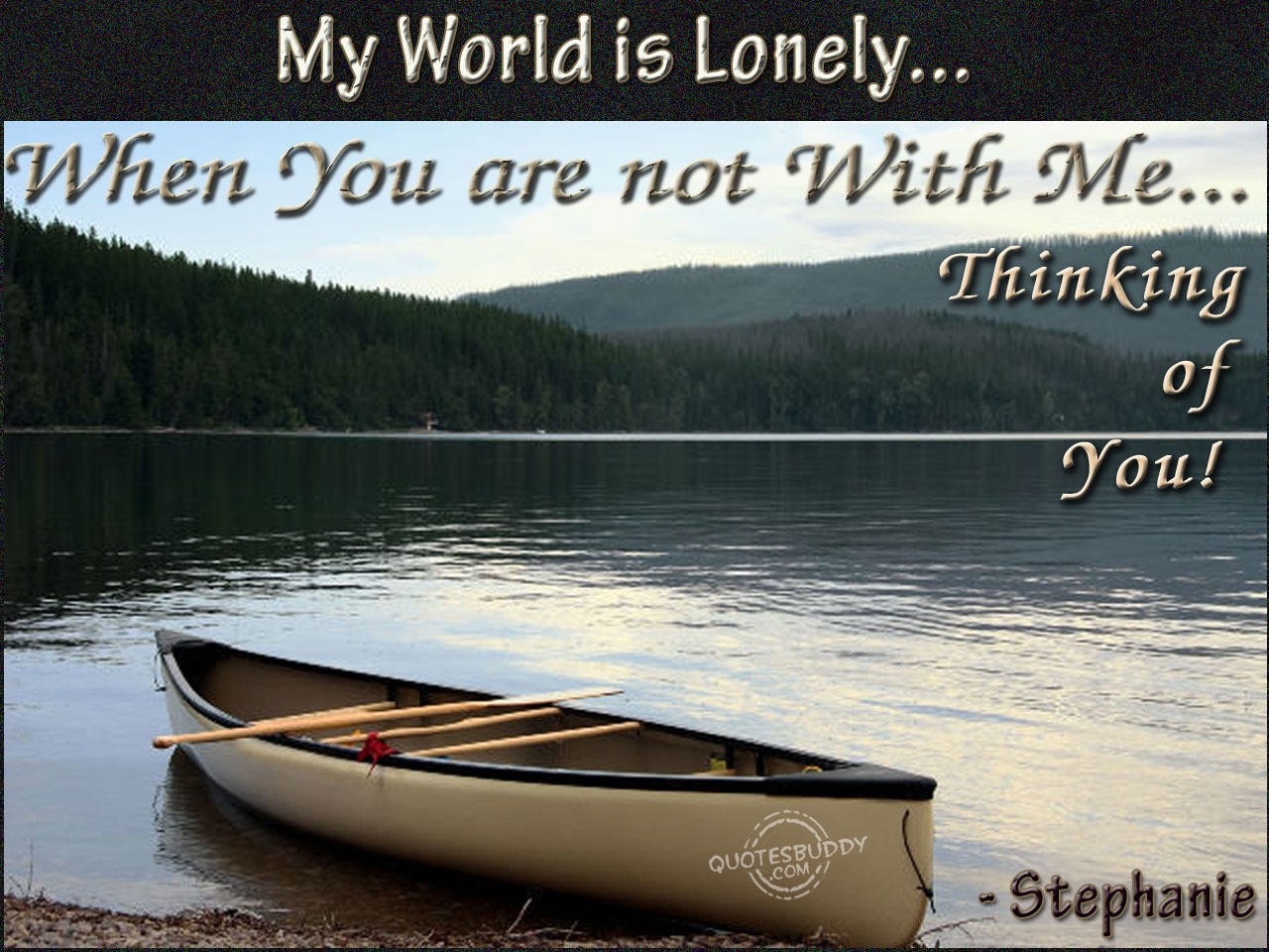 Lonely quote #3