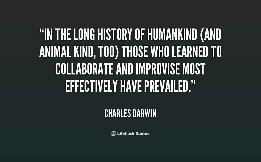 Famous Quotes About 'Long History'