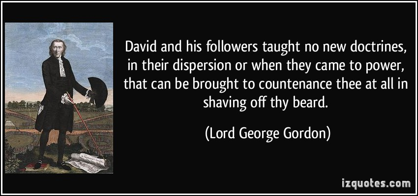 Lord George Gordon's quote #1
