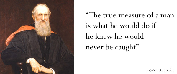 Lord Kelvin's quote #2