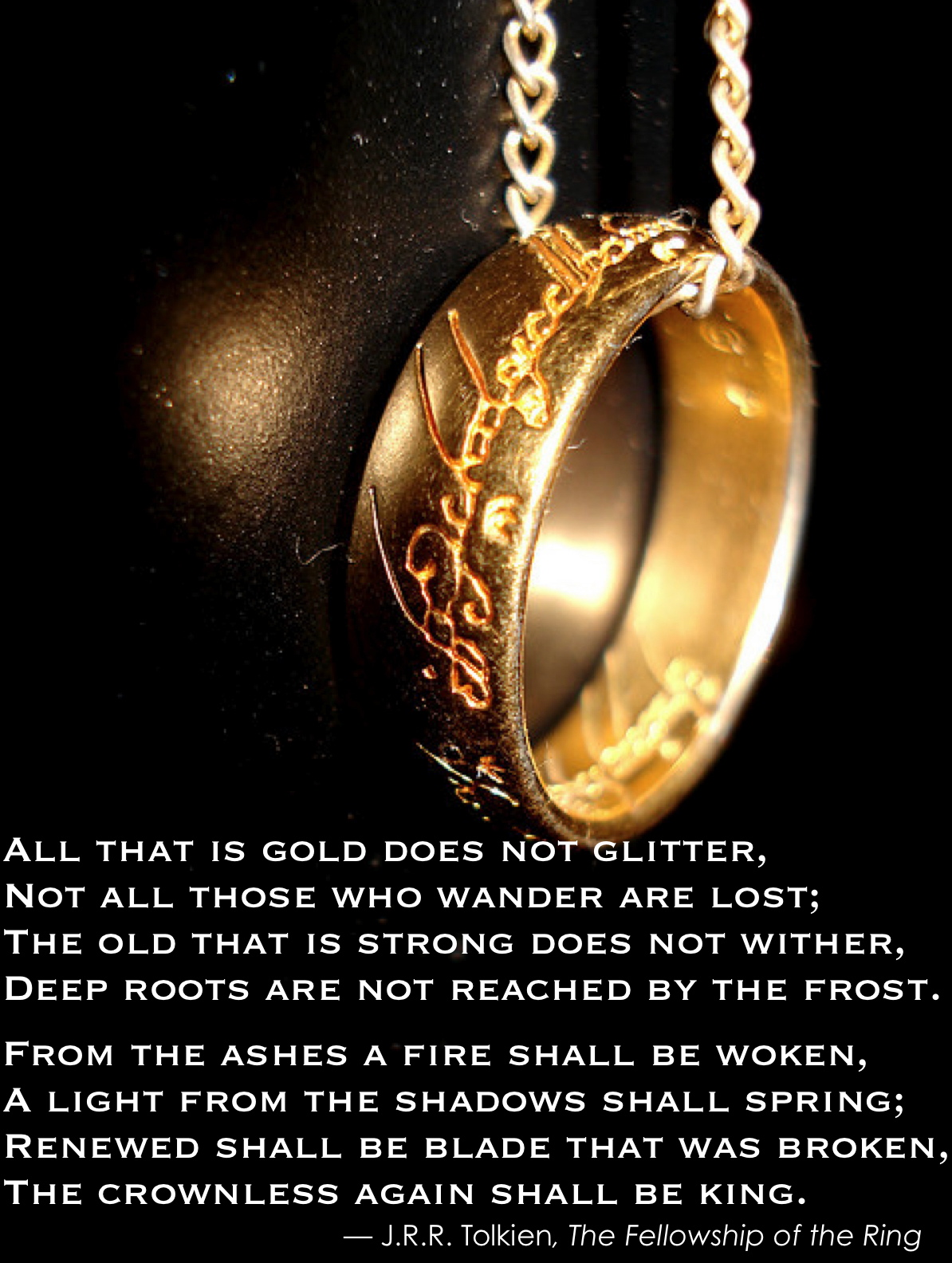 Lord Of The Rings quote #2