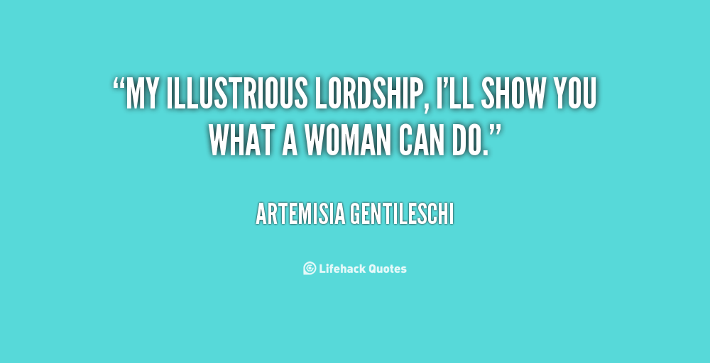 Lordship quote #1