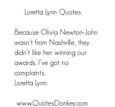 Loretta Lynn's quote #7