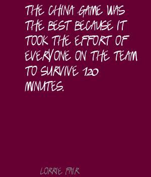 Lorrie Fair's quote #7