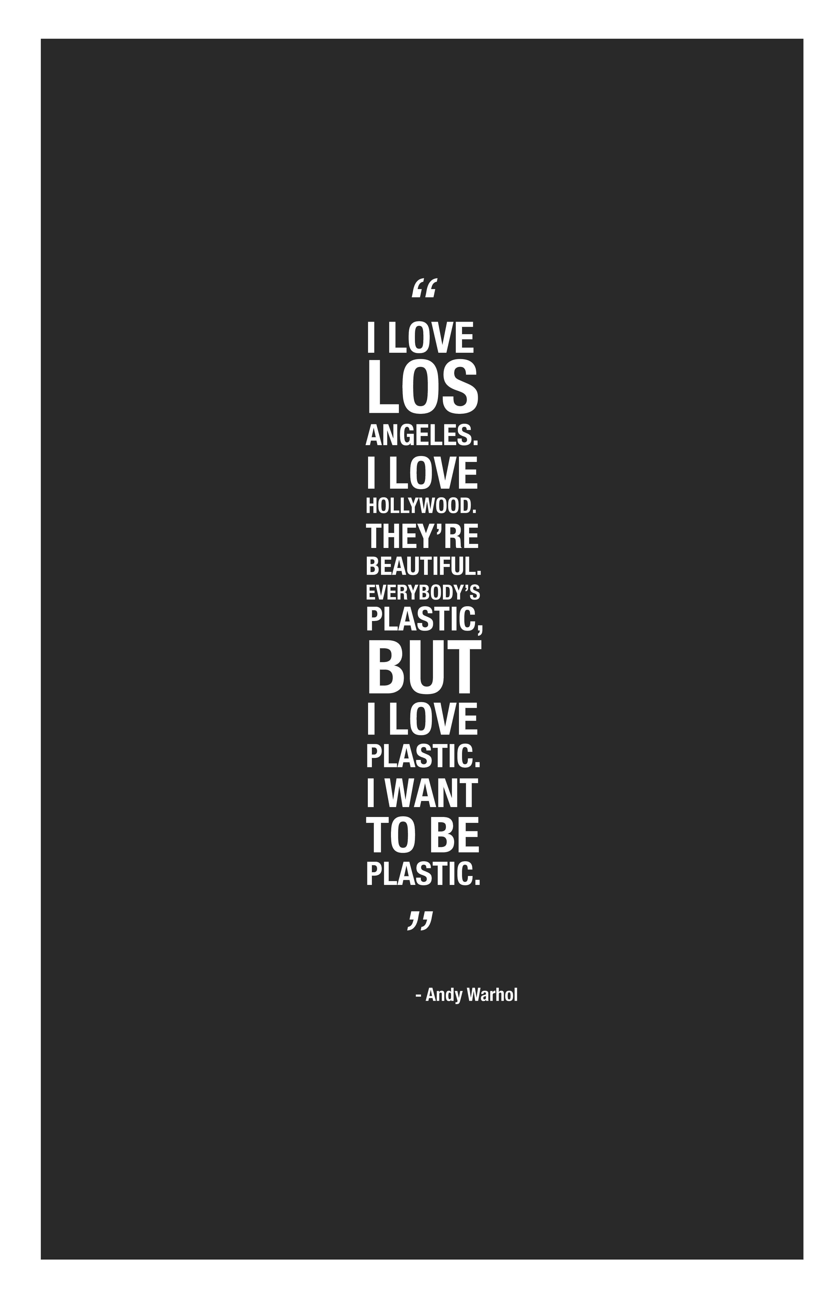 andy warhol quotes - HD 3300×5100