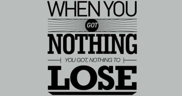 Lose quote #2