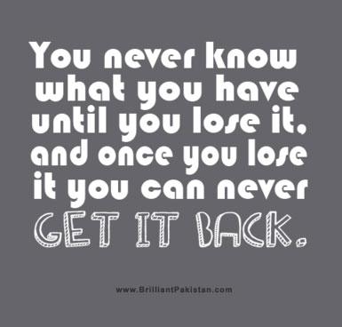 Lose quote #4