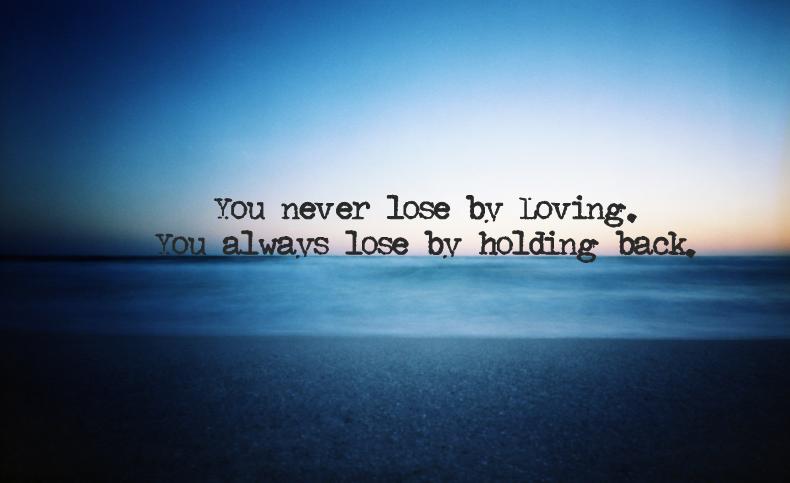 Lose quote #6