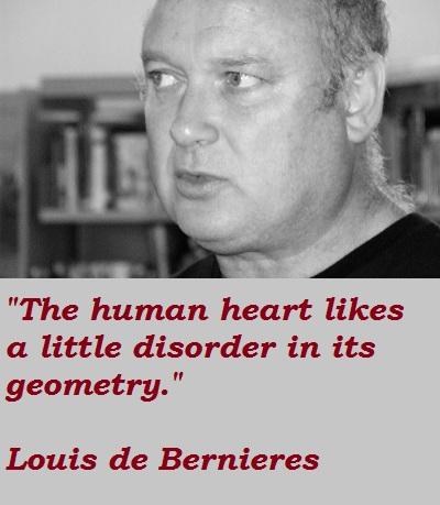 Louis de Bernieres's quote #2