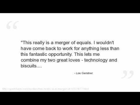 Louis Gerstner's quote #2