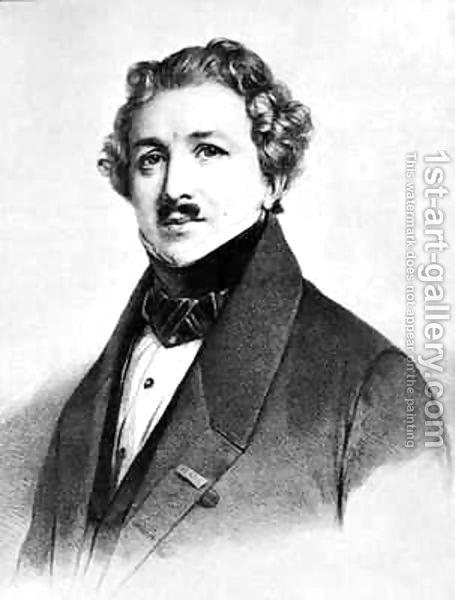 Louis Jacques Mande Daguerre's quote