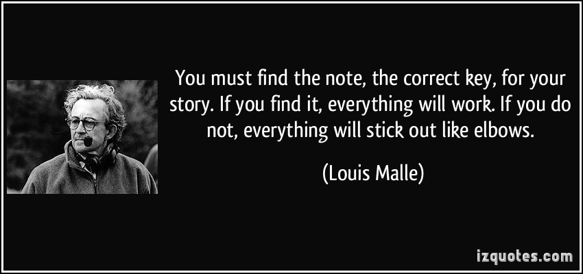 Louis Malle's quote #4