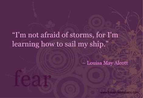 Louisa May Alcott's quote #8