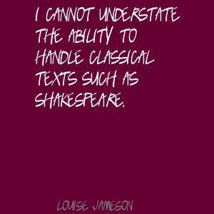 Louise Jameson's quote #6
