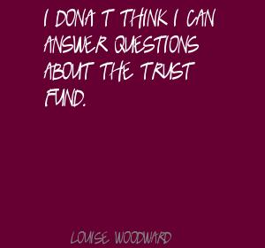 Louise Woodward's quote #4
