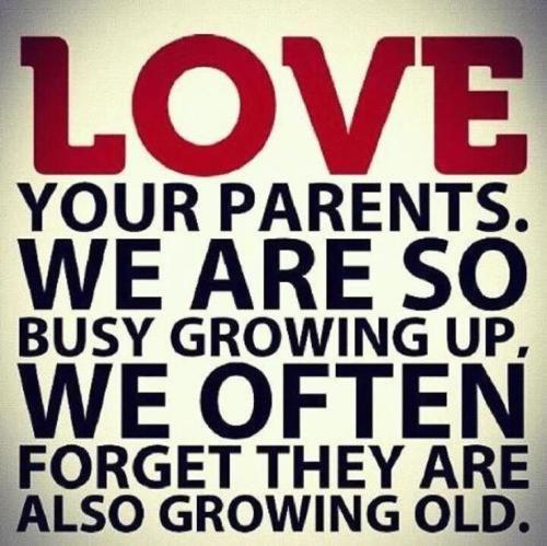 Loving Parents quote #1