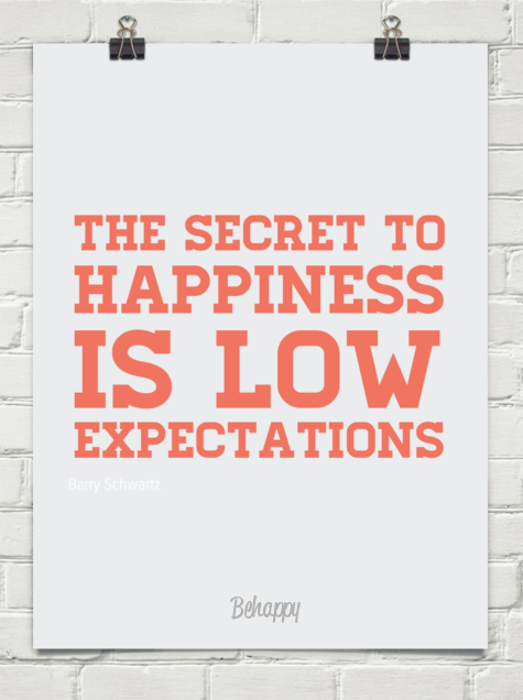 Low Expectations quote #2