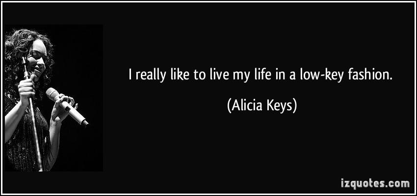 Low-Key quote #2