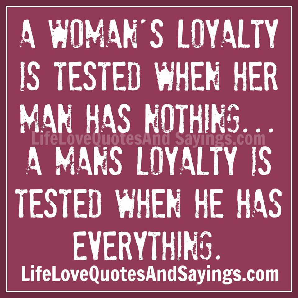 Loyalty quote #7